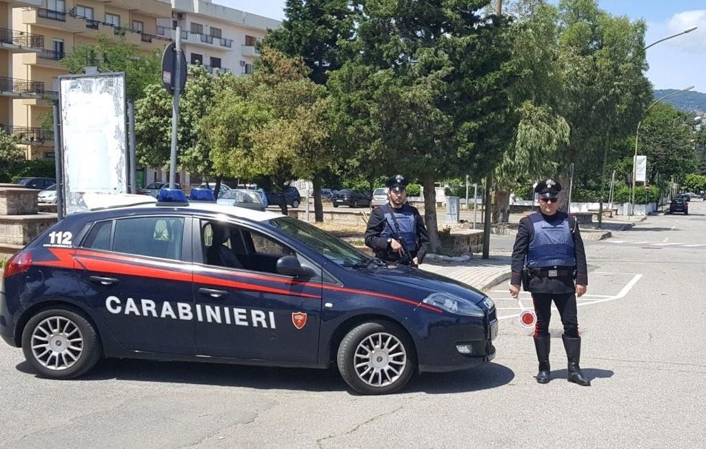 carabinieri catanzaro soverato