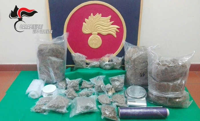 carabinieri marijuana soriano