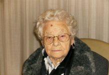 """Morta a 108 anni """"Nonna Annita"""", la più longeva di Crotone"""
