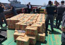10 tonnellate hashish scoperte a catania