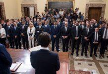 viceministri sottosegretari governo conte