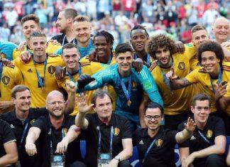 Belgio 3 posto Russia 2018