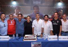 """Inaugurato centro tecnico Milan di calcio """"Forza ragazzi"""""""