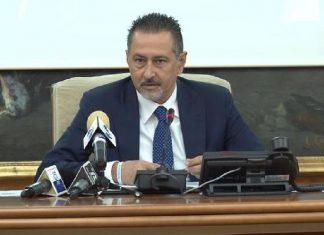 Il presidente della Regione Basilicata, Marcello Pittella