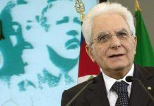 Il Presidente della Repubblica Sergio Mattarella in una foto d'archivio