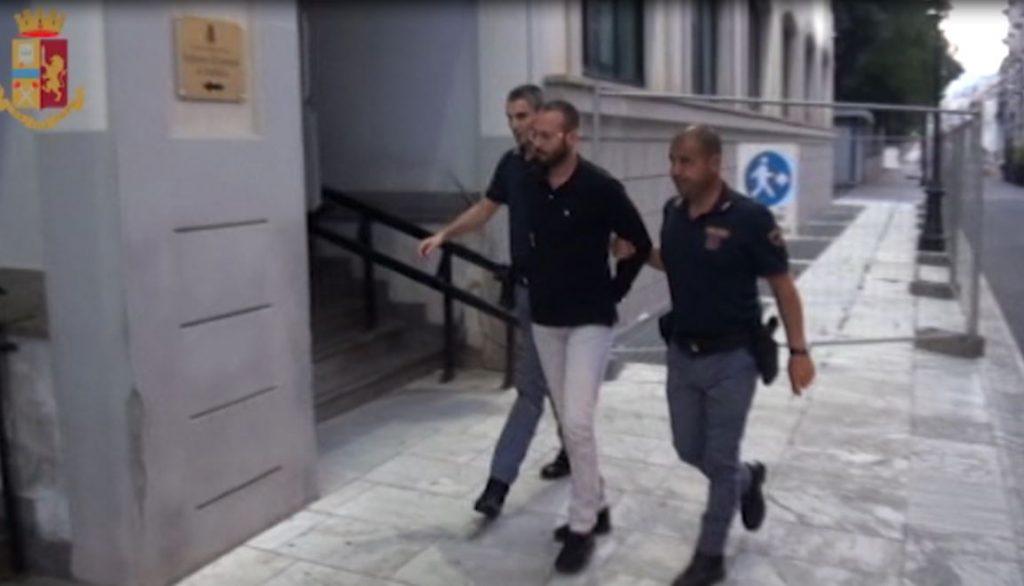 arresto Operazione De Bello Gallico