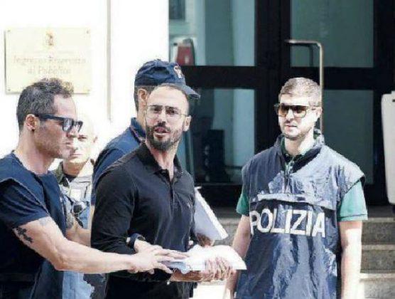 arresto Paolo Chindemi