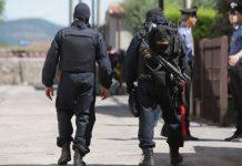carabinieri Gis antiterrorismo