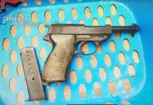 pistola seconda guerra mondiale