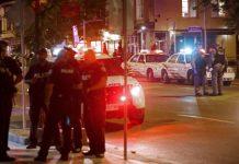sparatoria Toronto