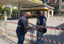 stazione servizio piazza loreto