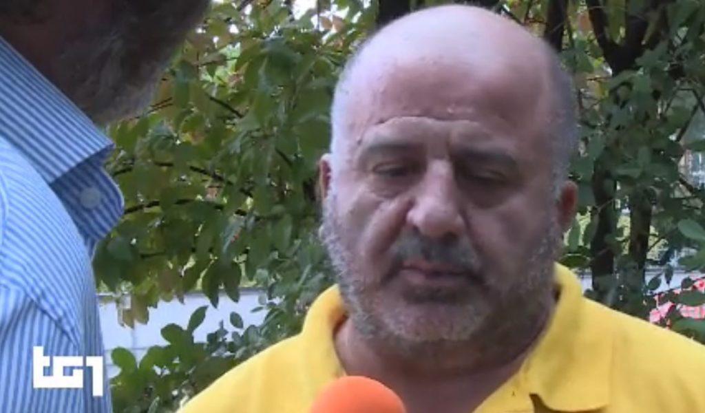 Il medico Pasquale Gagliardi, uno dei primi a prestare soccorso nel Raganello