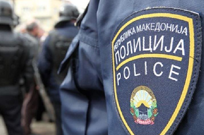 Police Macedonia