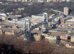 Il viadotto Morandi