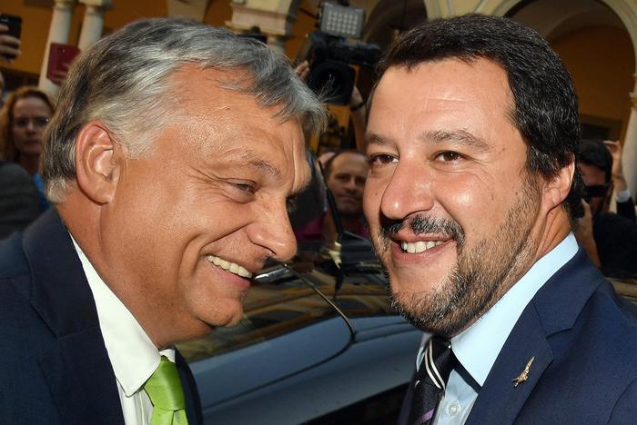 Europee 2019, asse tra Salvini e Orbàn: Giorni contati per la Sinistra