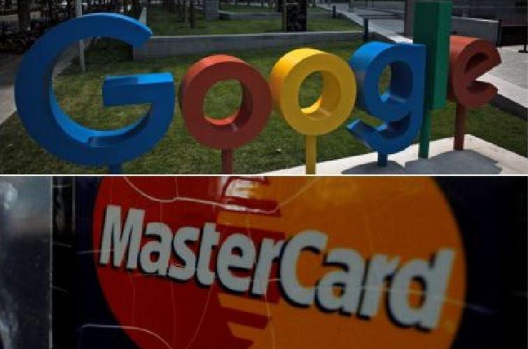 google mastercard