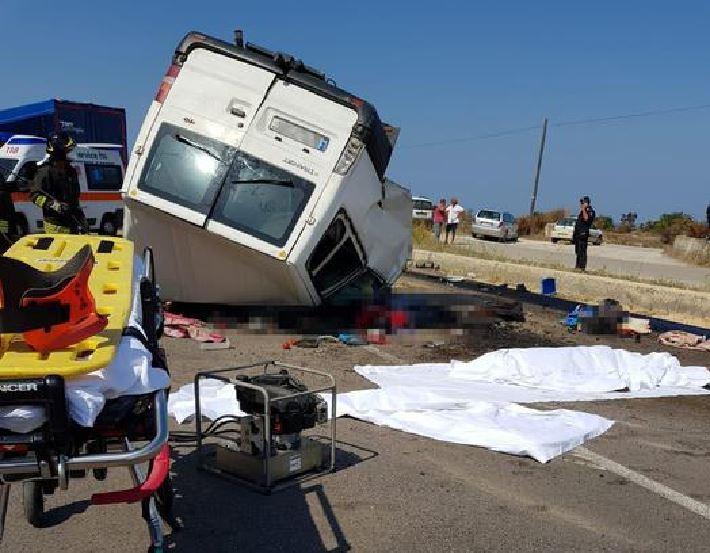 incidente Lesina Foggia