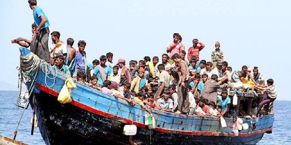 migranti vietnamiti peschereccio