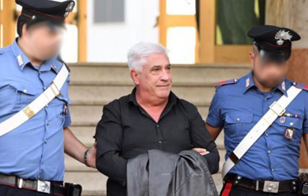 Il sindaco di Delianuava Francesco Rossi arrestato dai Carabinieri