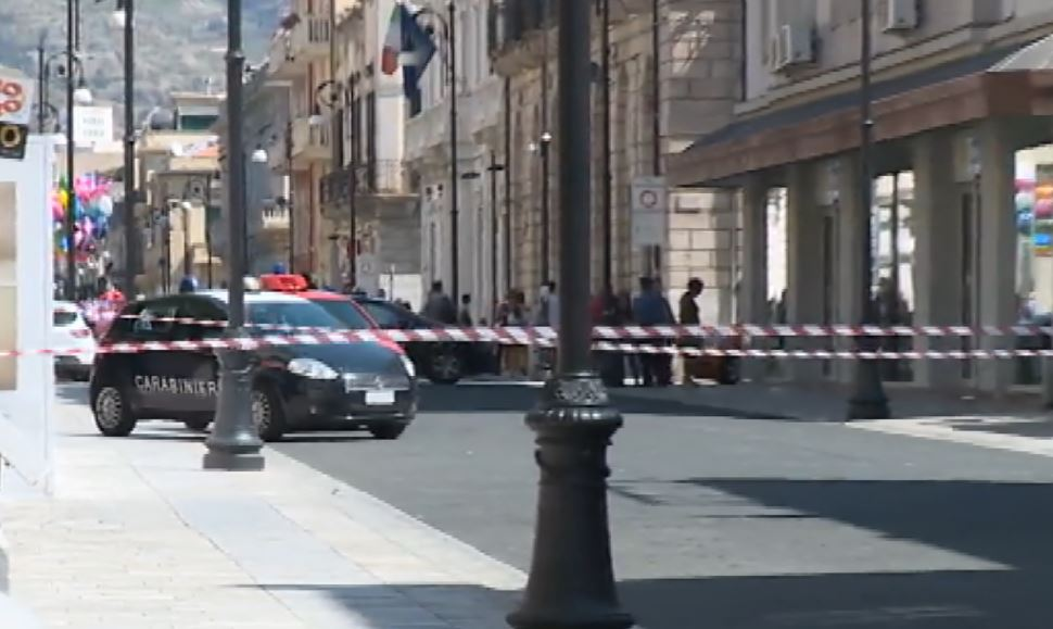 Carabinieri Corso Garibaldi rc