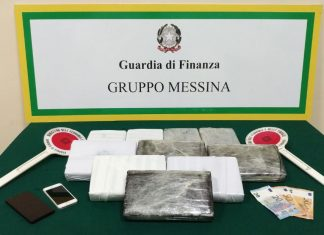 Cocaina Messina