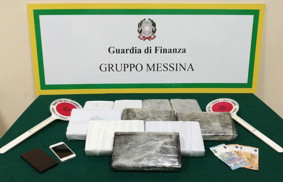 Cocaina Messina