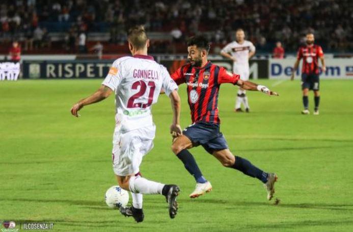 Cosenza Livorno