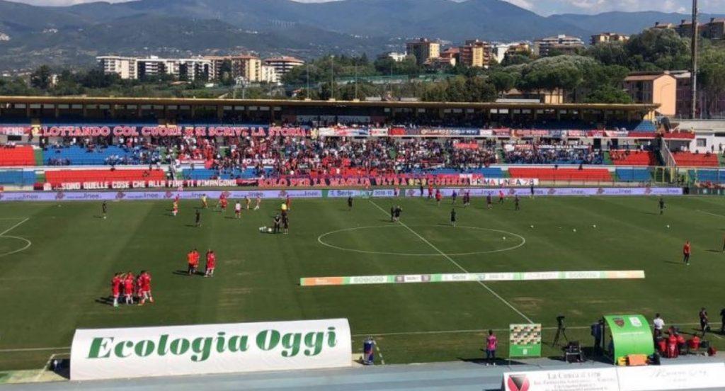 Cosenza Perugia 1-1