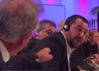 Jean Asselborn e Matteo Salvini