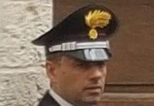 Il maresciallo maggiore Renato Morrone