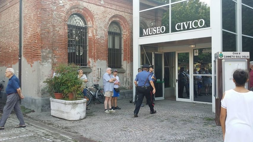 Museo civico Mantova