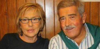 Le vittime della brutale rapina a Lanciano, Niva Bazzan e Carlo Martelli