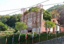 Il Santuario della Madonna delle Grazie, a Lago (Cosenza)