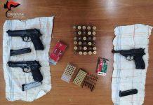 armi pistole careri