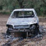 auto bruciata omicidio Piperno