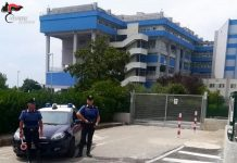 carabinieri ospedale lamezia