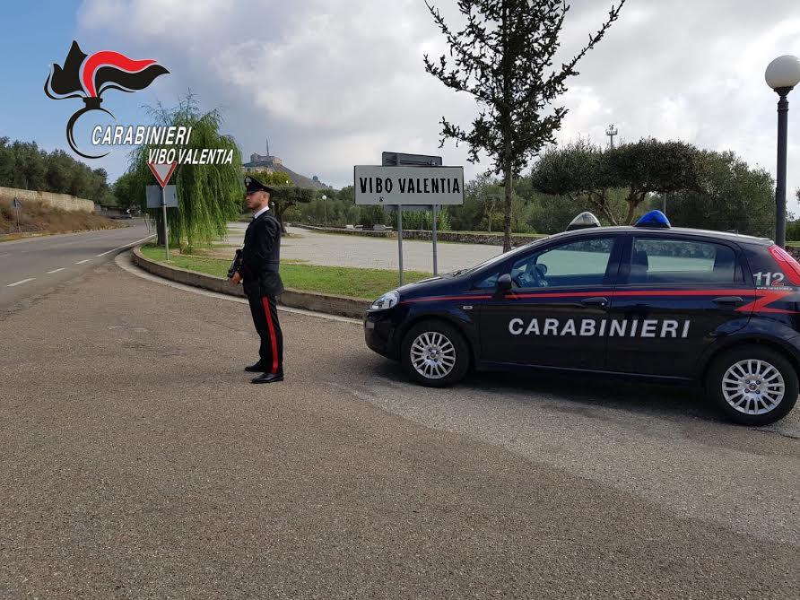 carabinieri vibo valentia