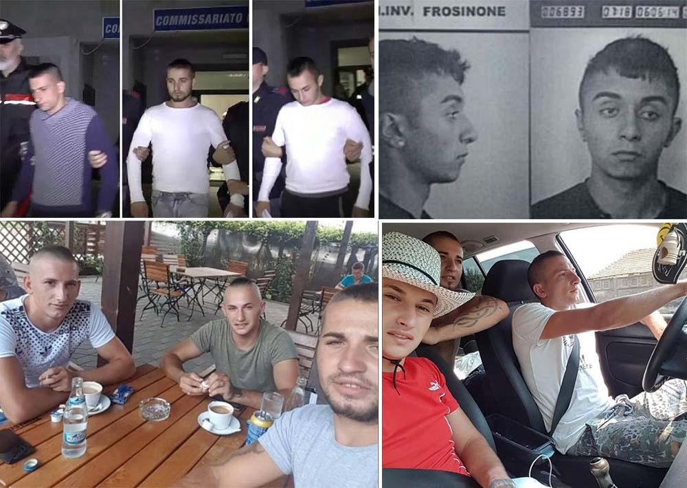 combo rumeni arrestati rapina Lanciano