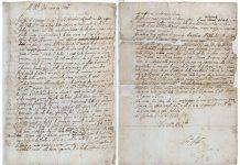 scoperta a londra lettera Galileo