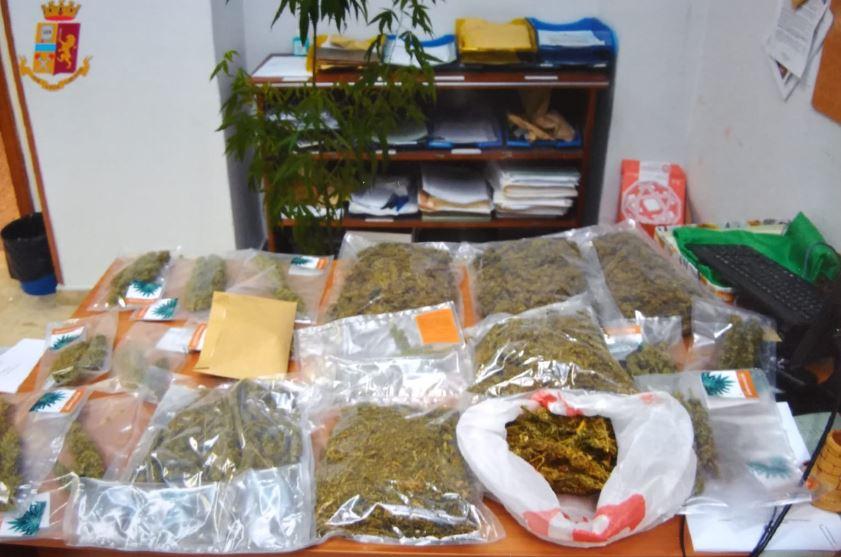 marijuana Cosenza