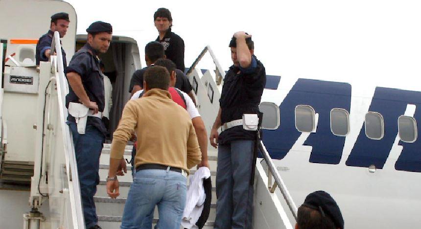 rimpatrio migranti