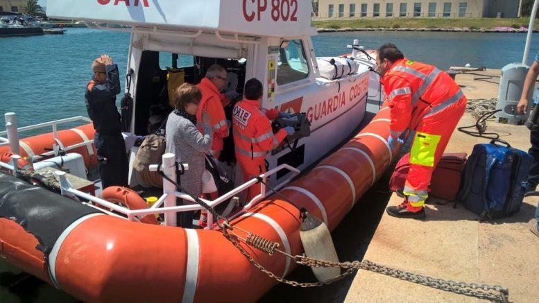 Malore in mare per un sub a Zambrone, è in gravi condizioni