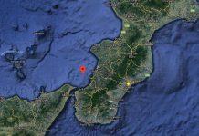 terremoto 4.2 calabria