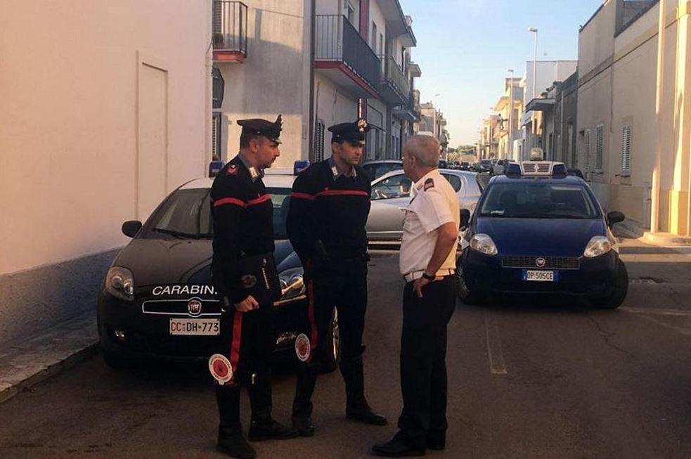 triplice omicidio a Cursi Lecce