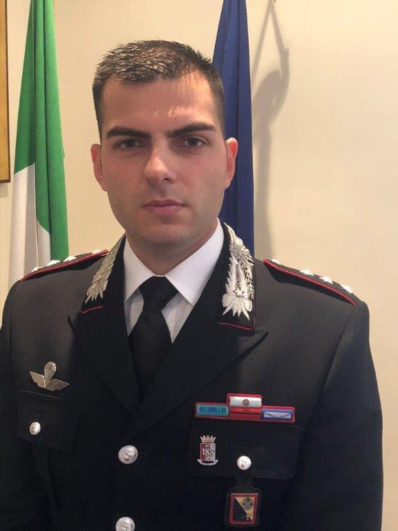 Capitano Giusepe Merola