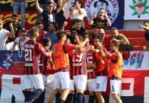 Serie B, Cosenza Foggia 2-0. Tutino fa rialzare la testa ai Lupi