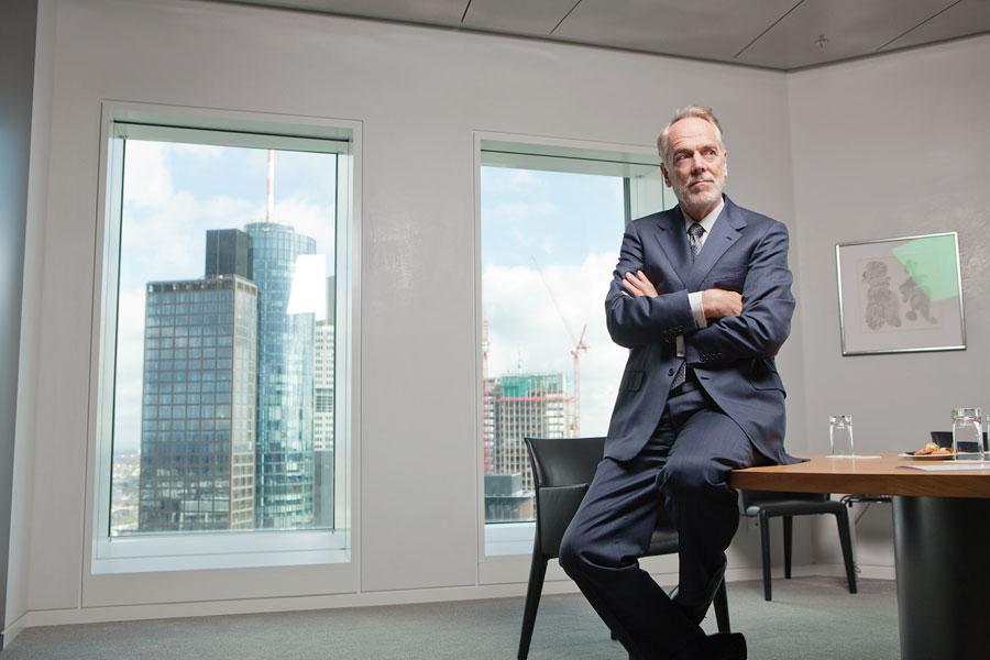 David Folkerts-Landau,capo economista di Deutsche Bank