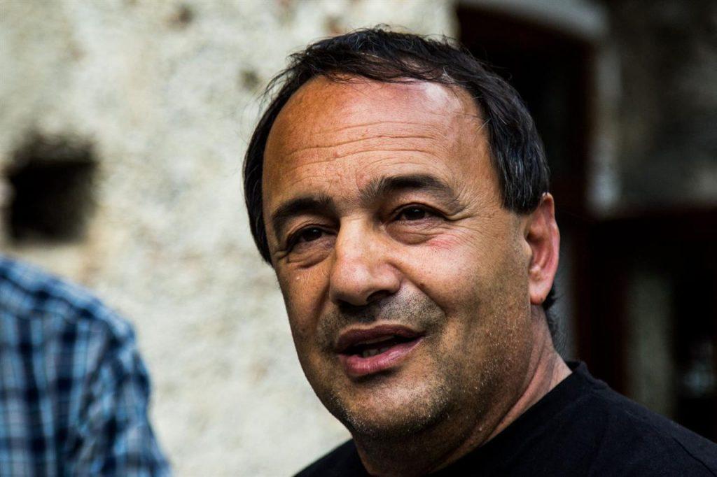 """Domenico """"Mimmo"""" Lucano, sindaco di Riace"""