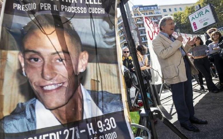 Manifestazione verità per Stefano Cucchi