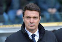 Massimo Oddo, nuovo allenatore del Crotone